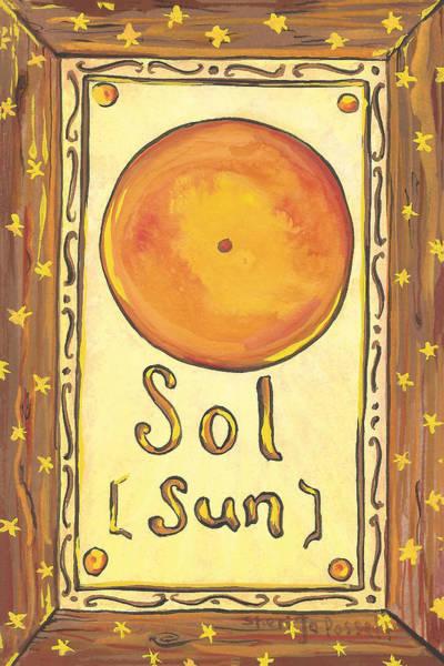 Painting - My Sol by Sheri Jo Posselt