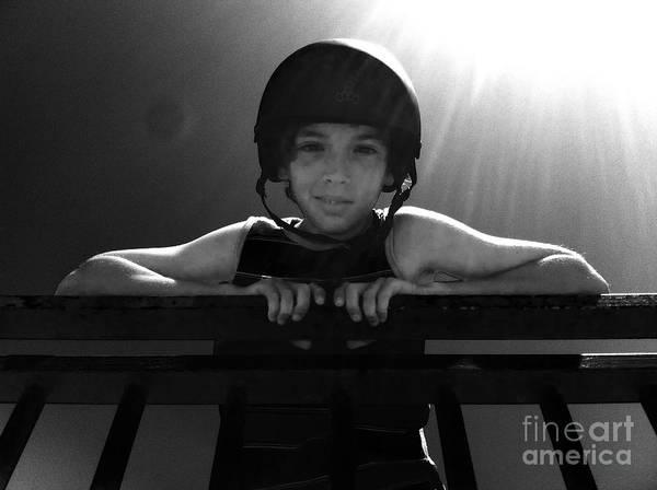 Photograph - My Son My Sun by WaLdEmAr BoRrErO