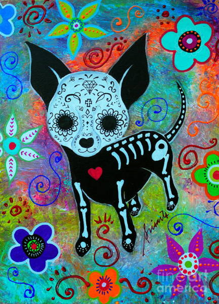 Painting - My Special Perrito by Pristine Cartera Turkus