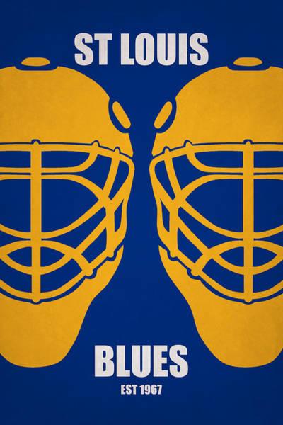 Wall Art - Photograph - My St Louis Blues by Joe Hamilton