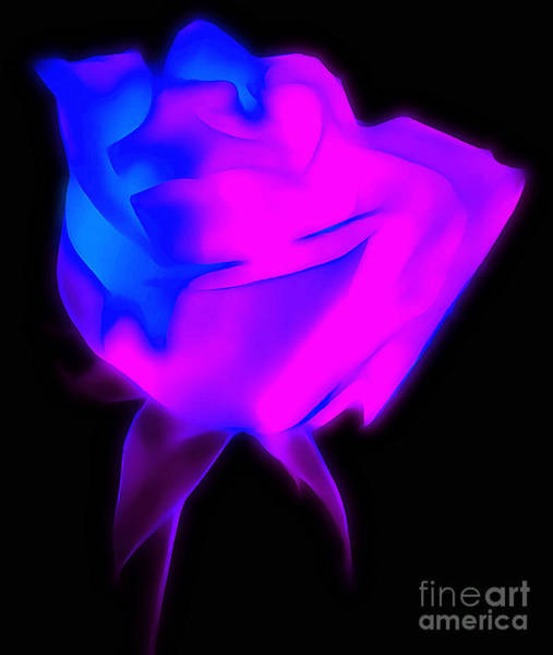 Stem Digital Art - My True Love by Krissy Katsimbras