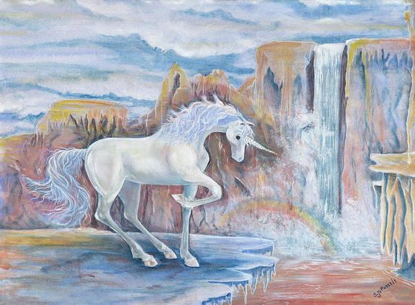 My Unicorn Art Print