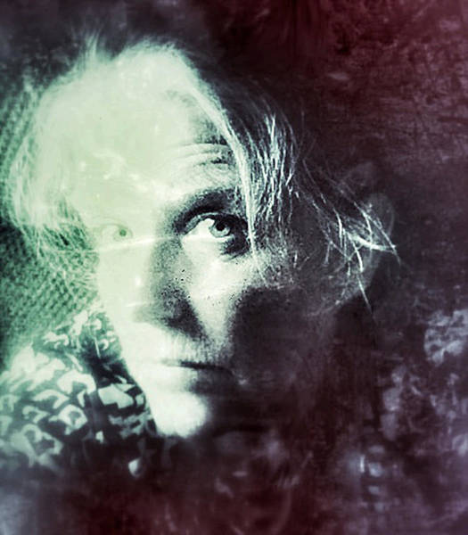 Photograph - My Vintage Self by Shelli Fitzpatrick