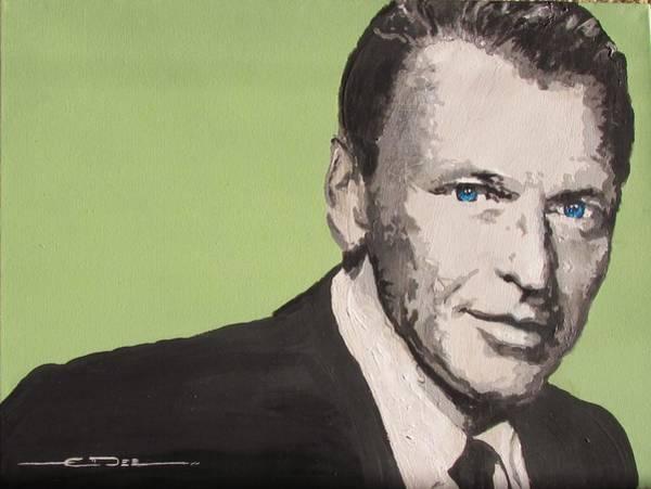 My Way - Frank Sinatra Art Print