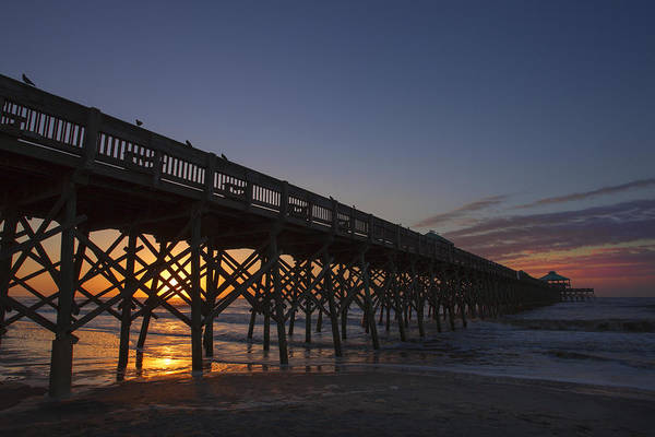 Photograph - Myrtle Beach by CA  Johnson