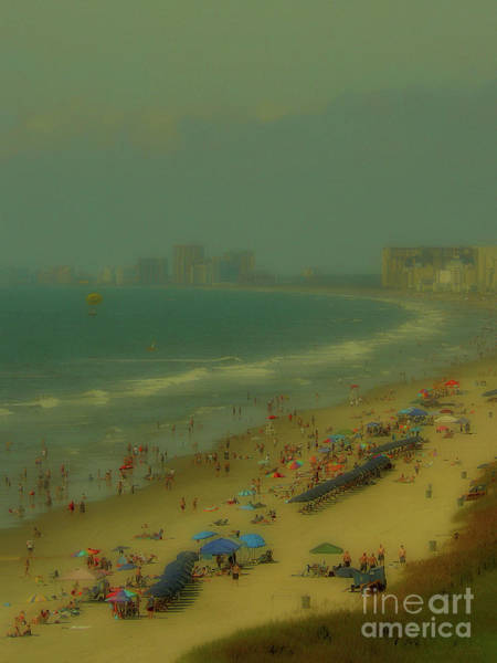 Photograph - Myrtle Beach by Jeff Breiman