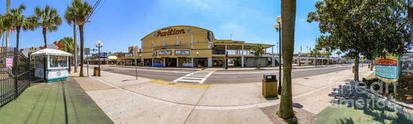 Photograph - Myrtle Beach Pavilion Building by David Smith