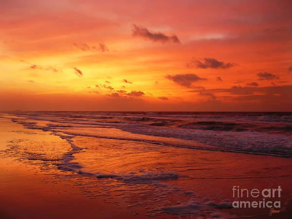 Myrtle Beach Sunrise II Art Print