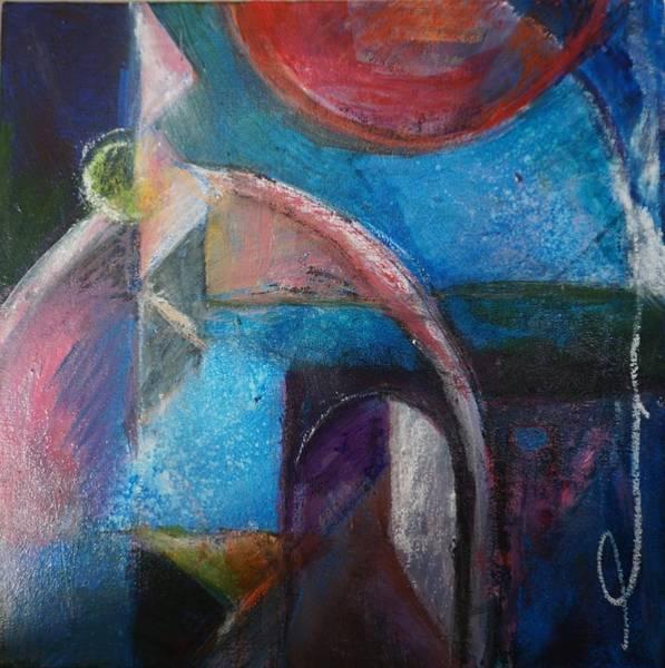 Painting - Mysterious Portal by Jillian Goldberg