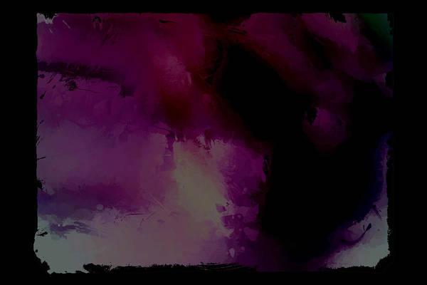 Painting - Mystery A by John Emmett