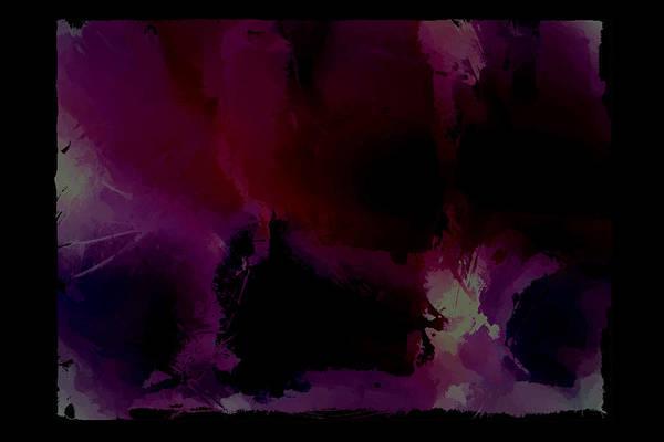 Painting - Mystery F by John Emmett