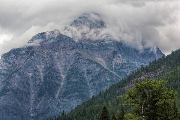 Photograph - Mystery Mountain by Jemmy Archer