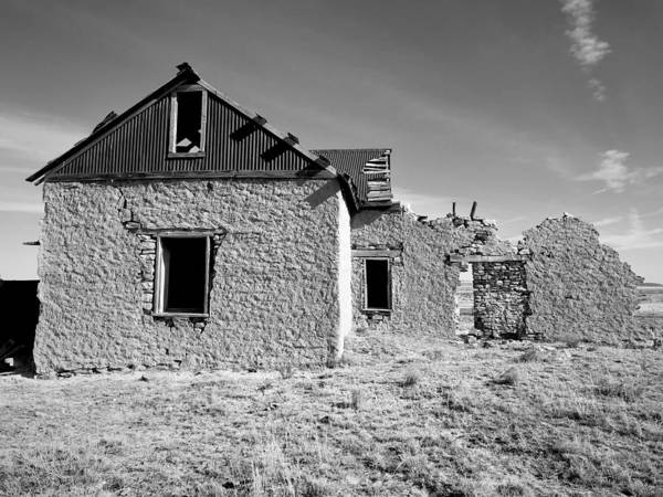 Photograph - Mystery Ranch No. 1 by Brad Hodges