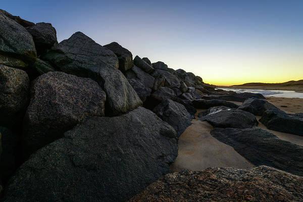 Photograph - Mystic Beach by Michael Scott