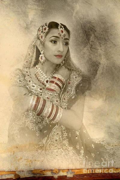 Outfit Digital Art - Mystic Beauty by Howard Johnson