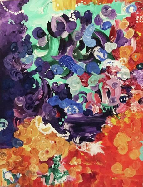 Painting - Mystic Beth  by Nicki La Rosa