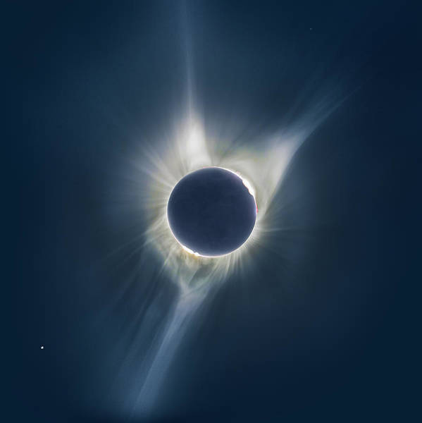 Photograph - Mystic Eclipse  by Ralf Rohner