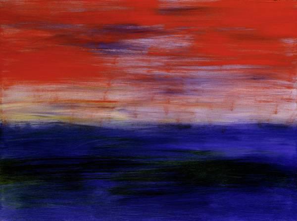 Painting - Mystic Evening by Angela Bushman