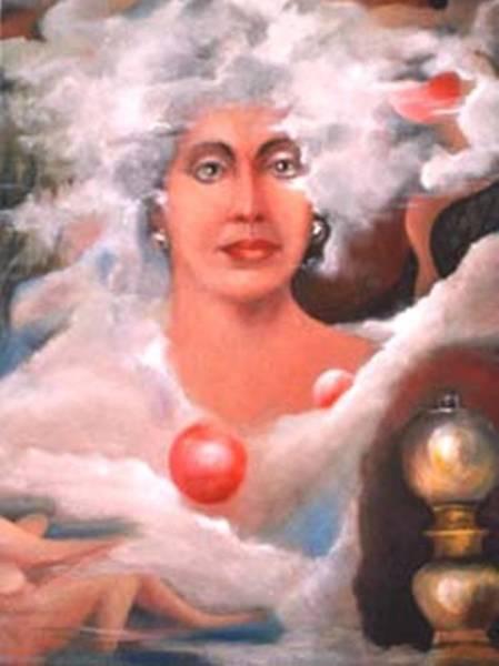 Painting - Mystic by Jordana Sands