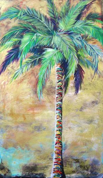 Mystic Palm Art Print