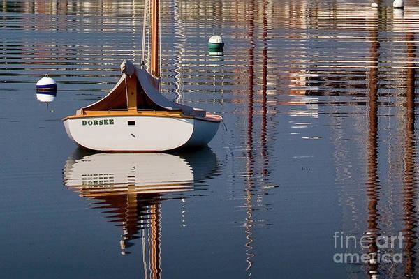 Stonington Photograph - Mystic River by Susan Cole Kelly