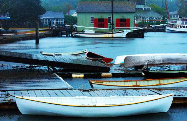 Photograph - Mystic Seaport #5 by Susan Vineyard