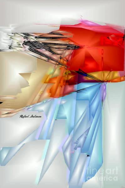 Digital Art - Mystic Sentiment by Rafael Salazar