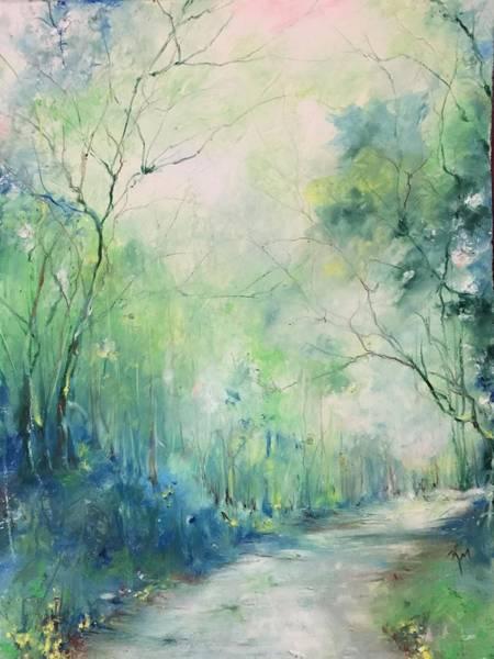 Mystic Trail Art Print
