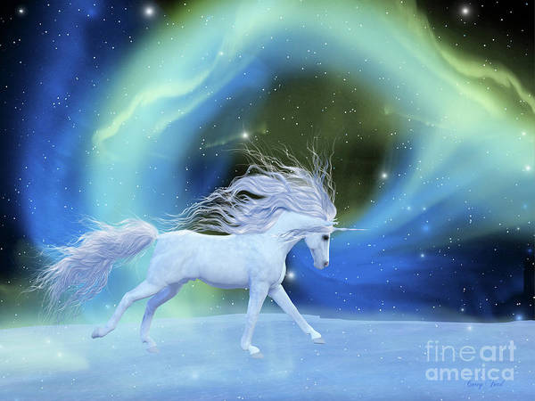 Wall Art - Photograph - Mystic Unicorn by Corey Ford