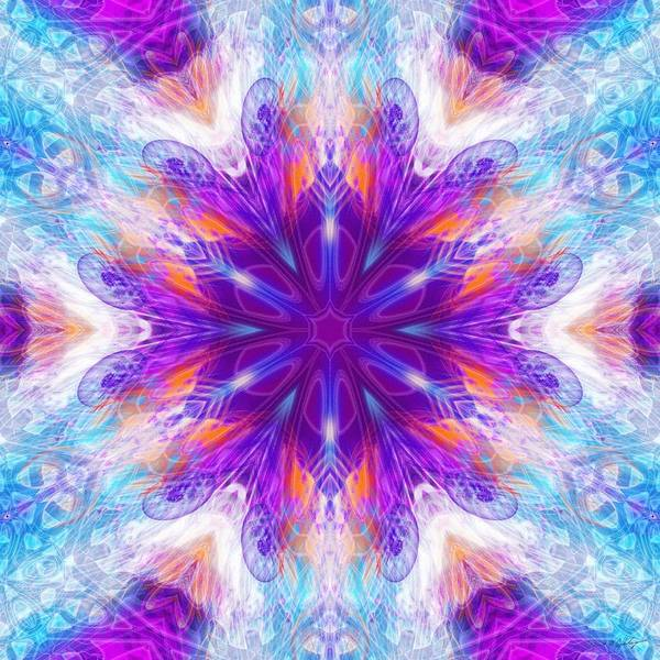 Digital Art - Mystic Universe 2 Kk2 by Derek Gedney
