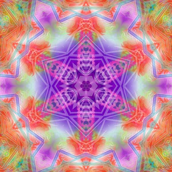 Digital Art - Mystic Universe 3 Kk2 by Derek Gedney
