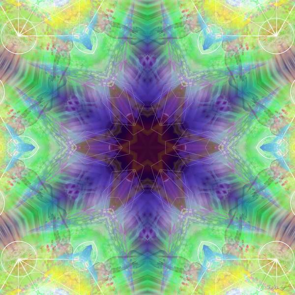 Digital Art - Mystic Universe 4 Kk2 by Derek Gedney
