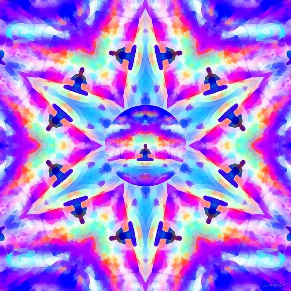 Digital Art - Mystic Universe Kk 10 by Derek Gedney
