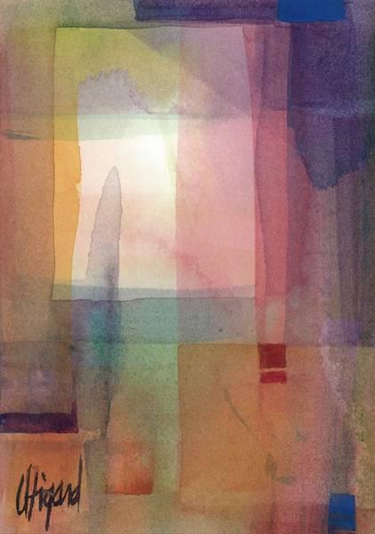 Painting - Mystic Windows by Carolyn Utigard Thomas