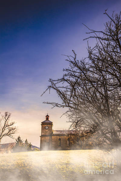Photograph - Mystical Church by Jorgo Photography - Wall Art Gallery