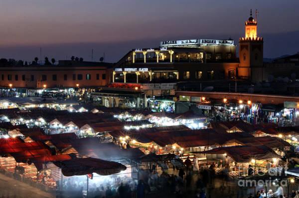 Photograph - Mystical Marrakech 2 by David Birchall