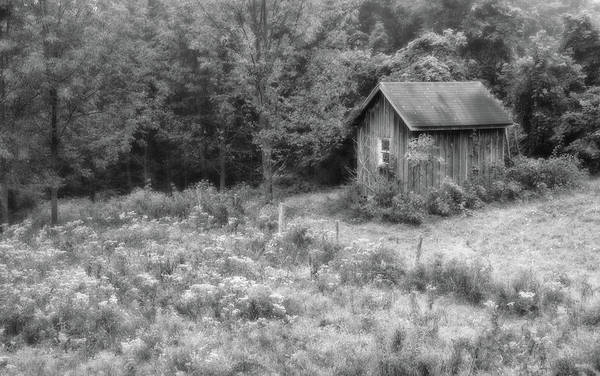 Photograph - Mystical Shed by Frank Morales Jr