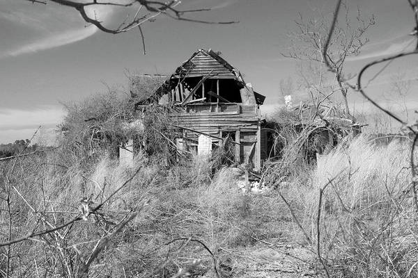 Wall Art - Photograph - N C Ruins 2 by Mike McGlothlen
