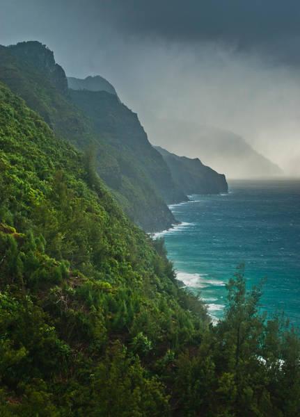 Kalalau Trail Wall Art - Photograph - Na Pali Coast by Thorsten Scheuermann