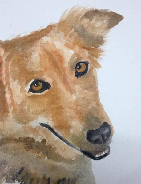 Painting - Naanu by Elizabeth Mundaden