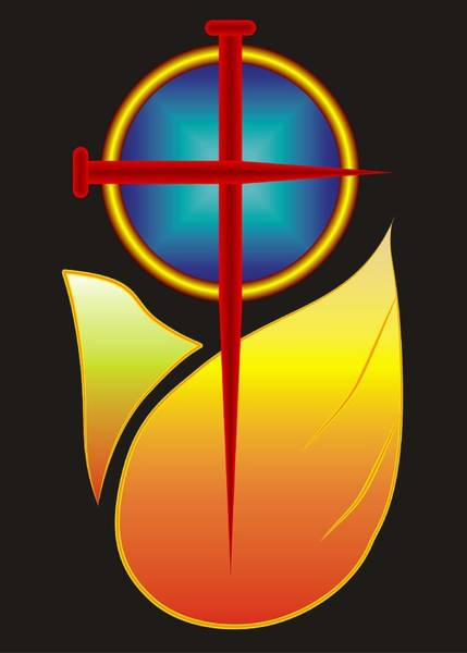Digital Art - Nail Cross by Mark Fuller
