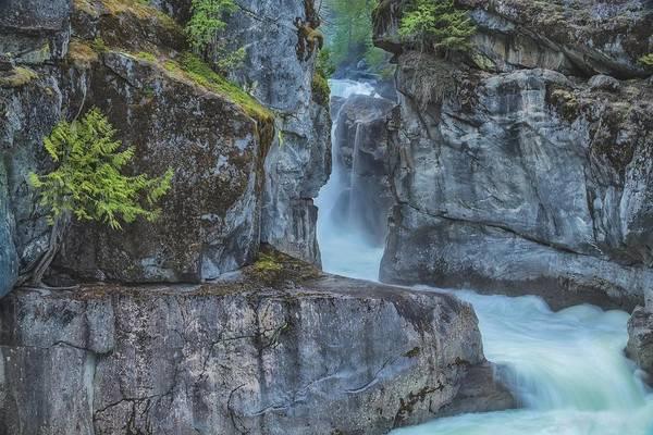 Photograph - Nairn Falls by Jacqui Boonstra