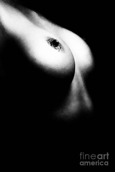 Tit Photograph - Naked by Erik Brede