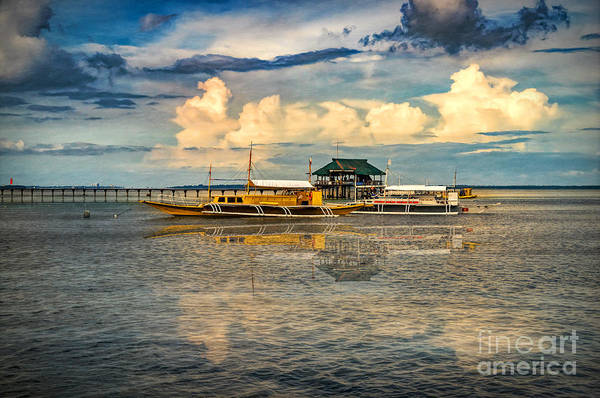 Photograph - Nalusuan Boats by Adrian Evans