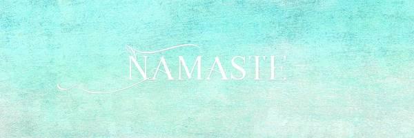 Digital Art - Namaste 10 by Paulette B Wright