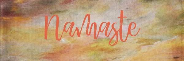 Digital Art - Namaste 3 by Paulette B Wright