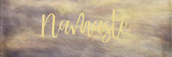 Digital Art - Namaste 5 by Paulette B Wright