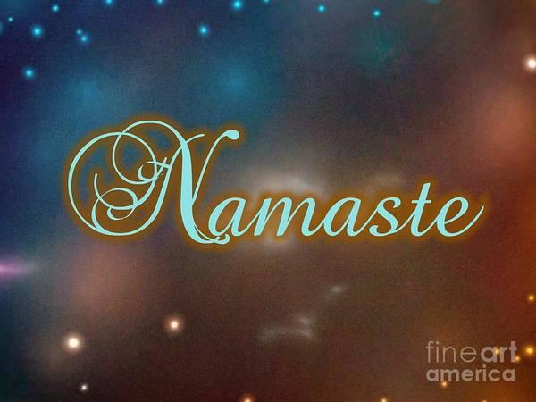 Photograph - Namaste 5 by Rachel Hannah