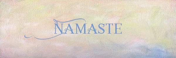 Digital Art - Namaste 7 by Paulette B Wright