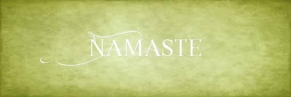 Digital Art - Namaste 8 by Paulette B Wright